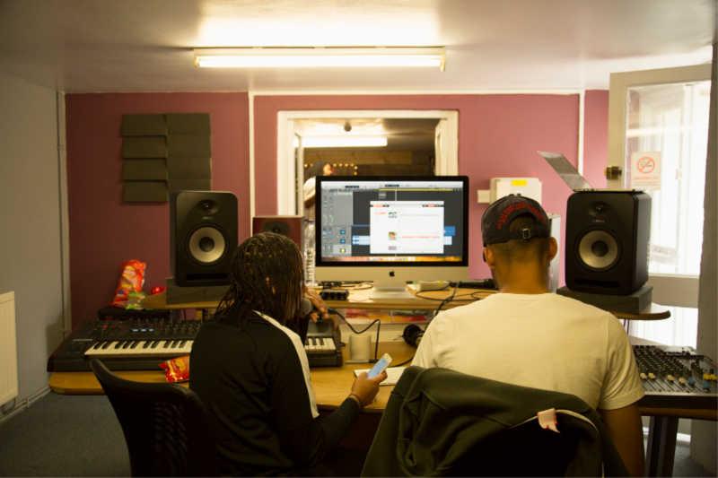 New Studio Layout